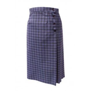 KK Model SS512 Bedford Tartan Junior Skirt