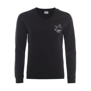 Ridgeway V Neck Sweatshirt