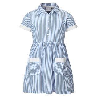 Banner Kinsale Stripe Blue/White Summer Dress