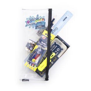 Helix Oxford Complete Pencil Case